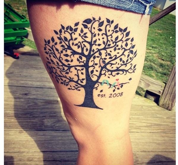 tree tattoo designs (24)