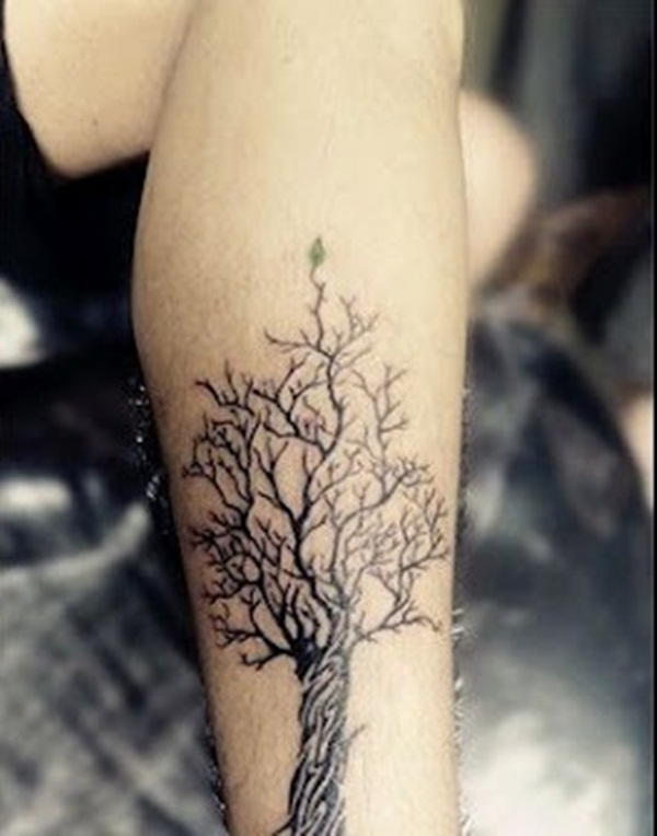 tree tattoo designs (26)