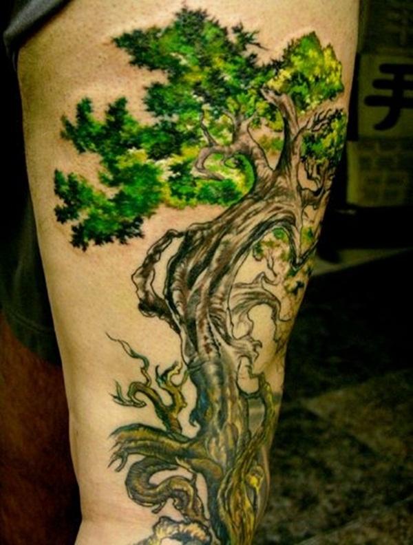 tree tattoo designs (28)