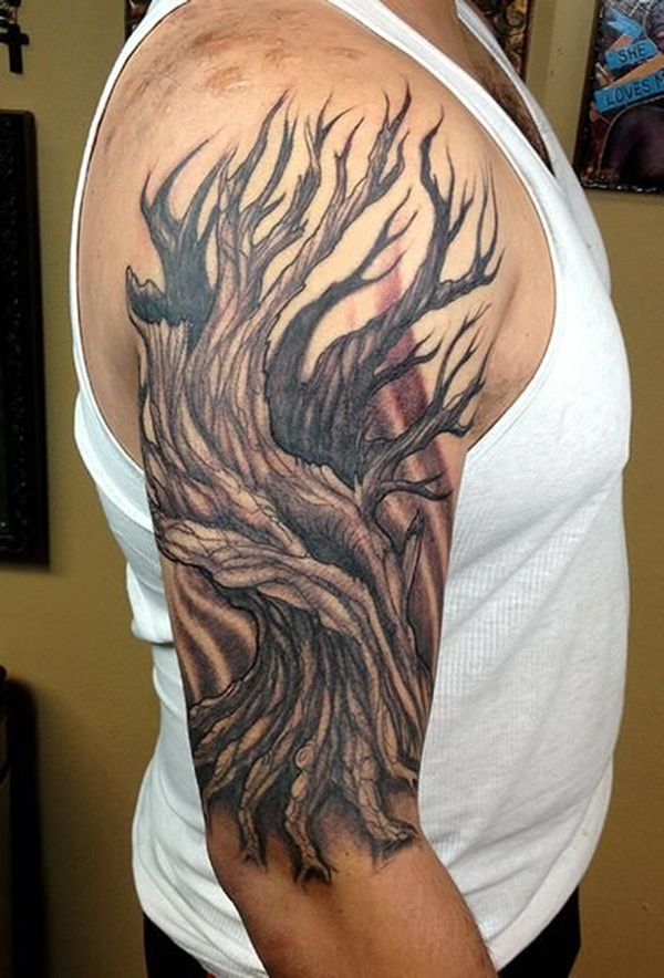 tree tattoo designs (31)
