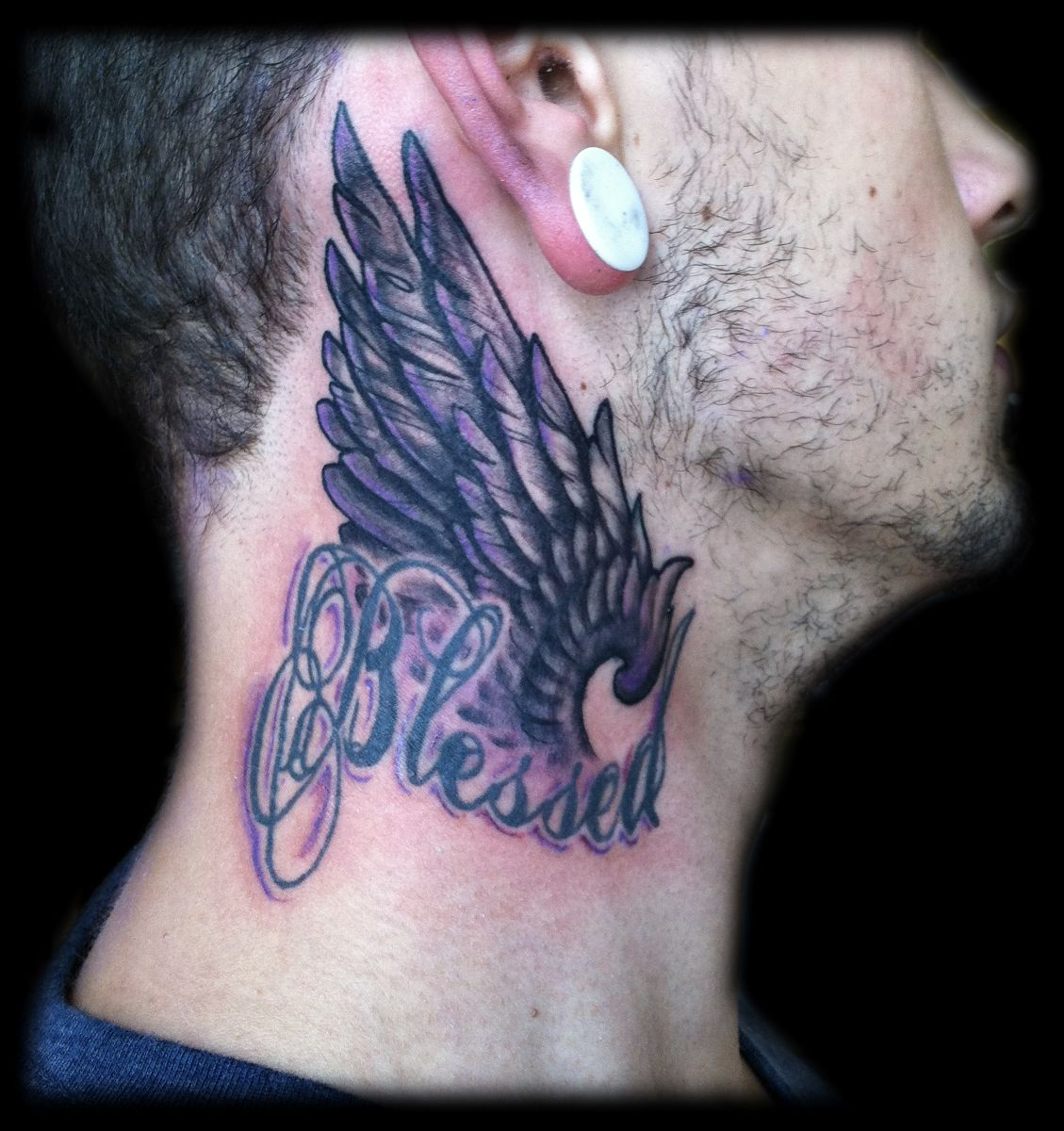 Tattoo For Men Neck: 30 Neck Tattoo Designs For Men