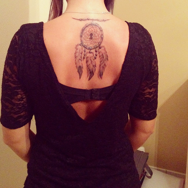 Best Dreamcatcher Tattoo Designs for Women
