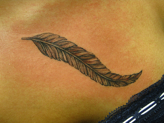 Best Feather Tattoo Designs and Ideas