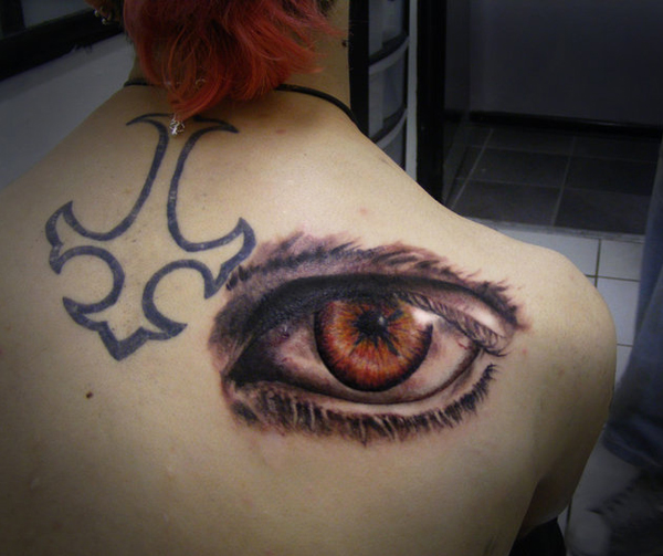 Eye Tattoo Designs1