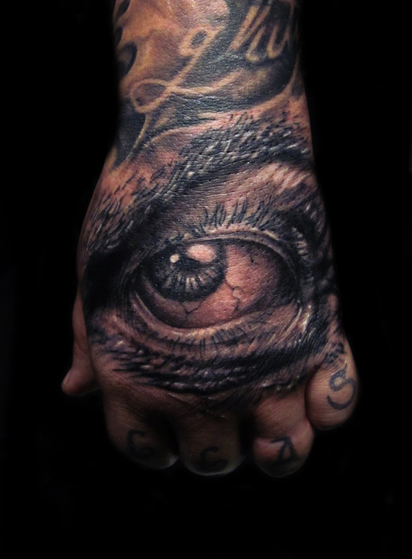 Eye Tattoo Designs12