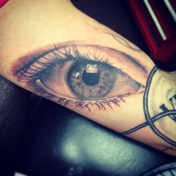 Eye Tattoo Designs14