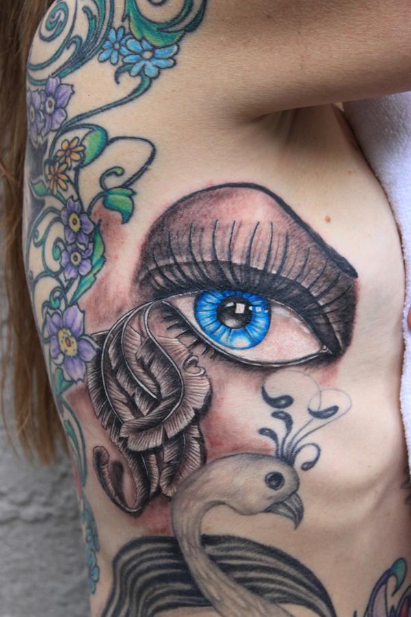 25 Wonderful Eye Tattoo Designs