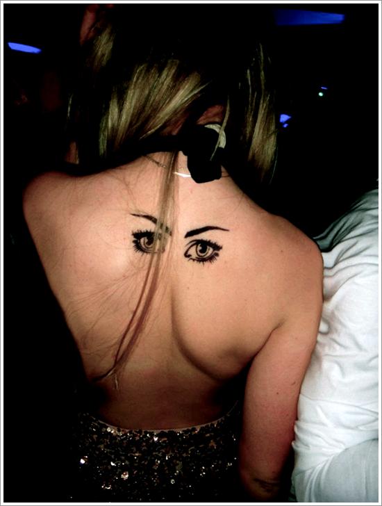 Eye Tattoo Designs2