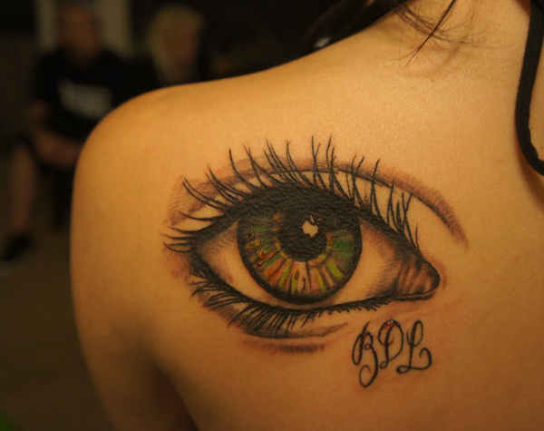Eye Tattoo Designs3