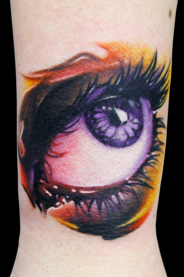 Eye Tattoo Designs5