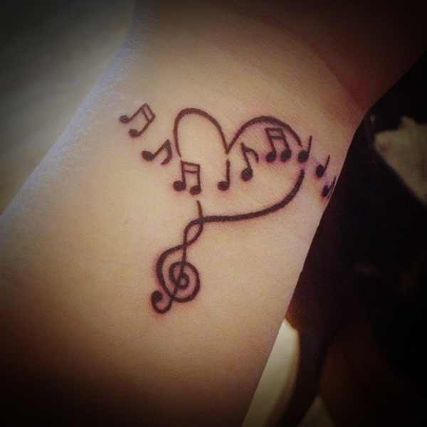Music Tattoo Designs1