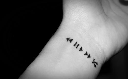 Music Tattoo Designs15