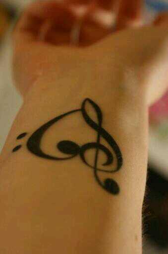 Music Tattoo Designs18