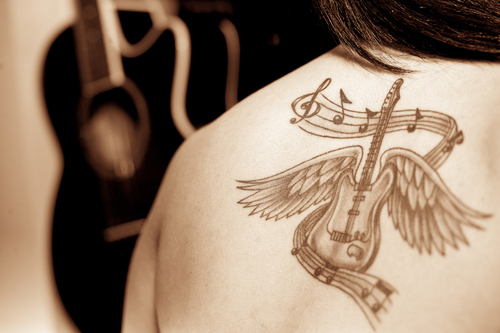 Music Tattoo Designs22
