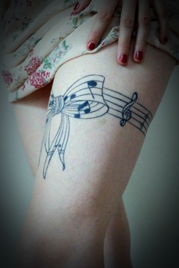 Music Tattoo Designs25