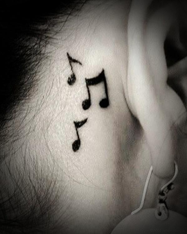 40 Best Music Tattoos
