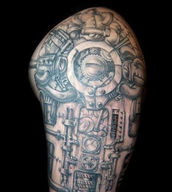 2da5fd0f9 35 Punk Tattoos For Boys and Girls