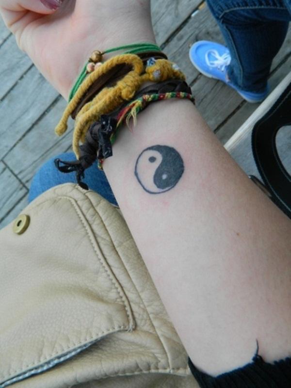 ying yang tattoos (19)