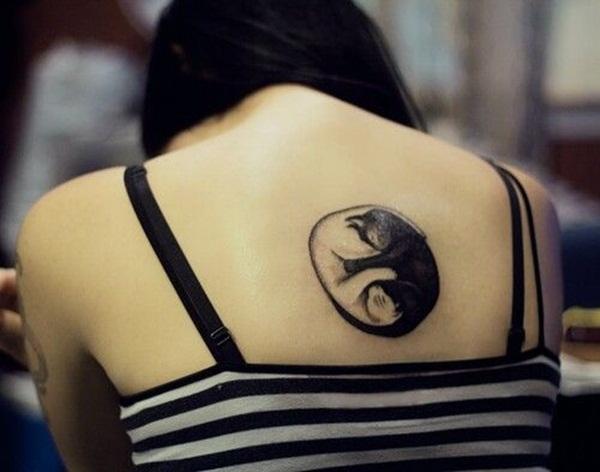 ying yang tattoos (24)