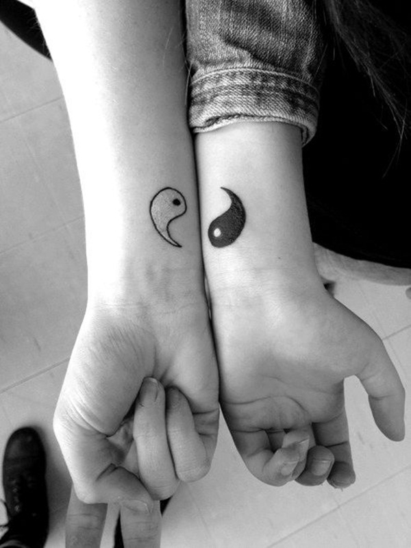 ying yang tattoos (26)