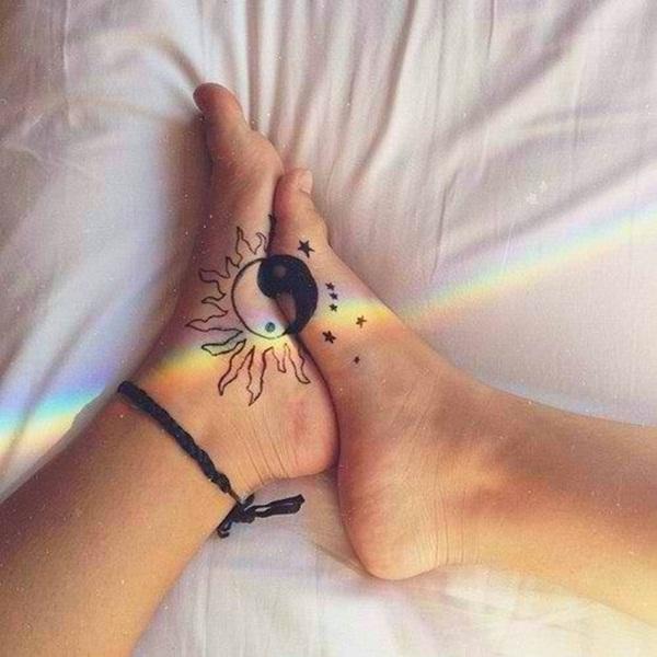 ying yang tattoos (28)