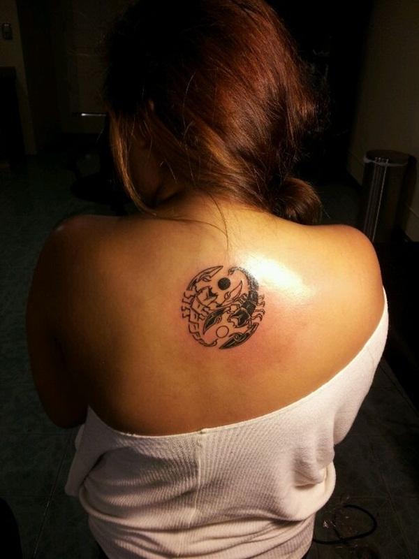 ying yang tattoos (6)