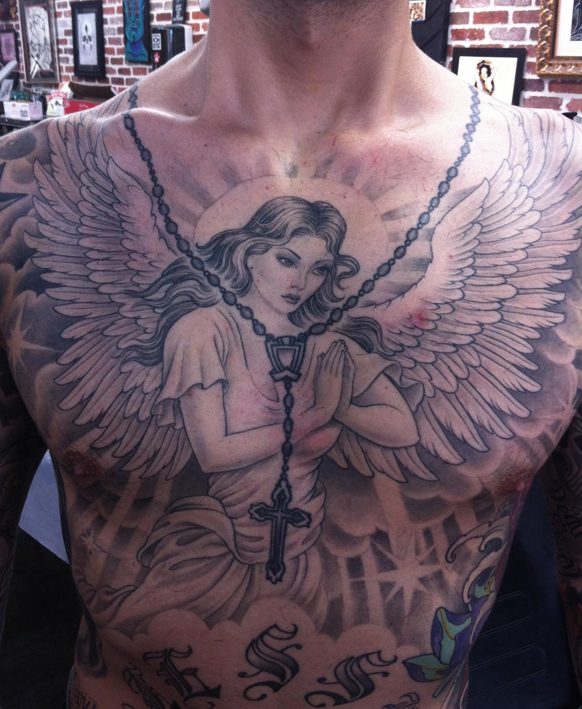30 Best Chest Tattoos For Men