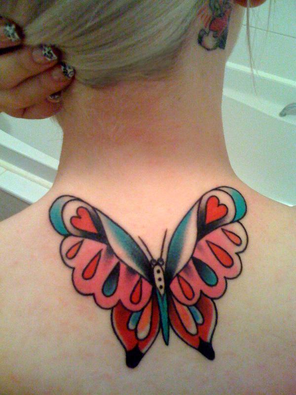Best Butterfly Tattoo Design