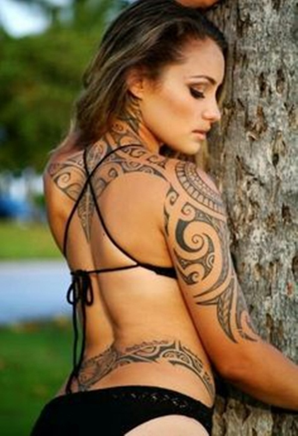 Lower back tattoos For girls (16)