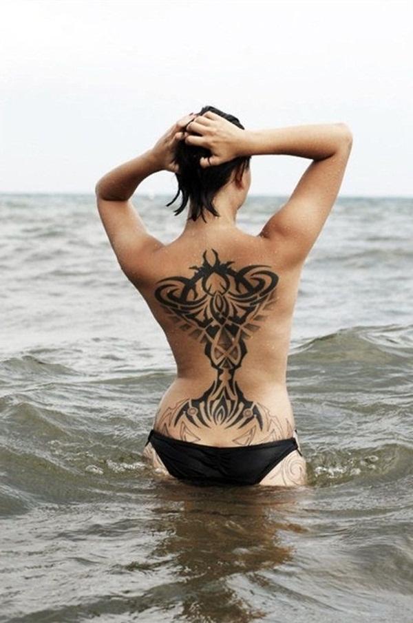 Lower back tattoos For girls (19)