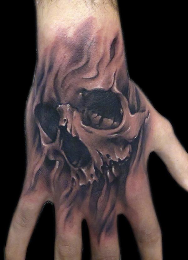 Skull Tattoo Designs for Men16