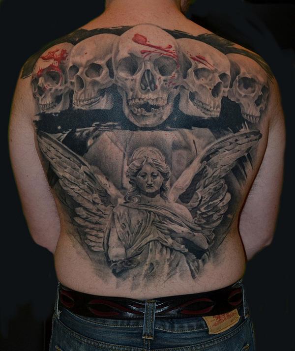 Skull Tattoo Designs for Men17