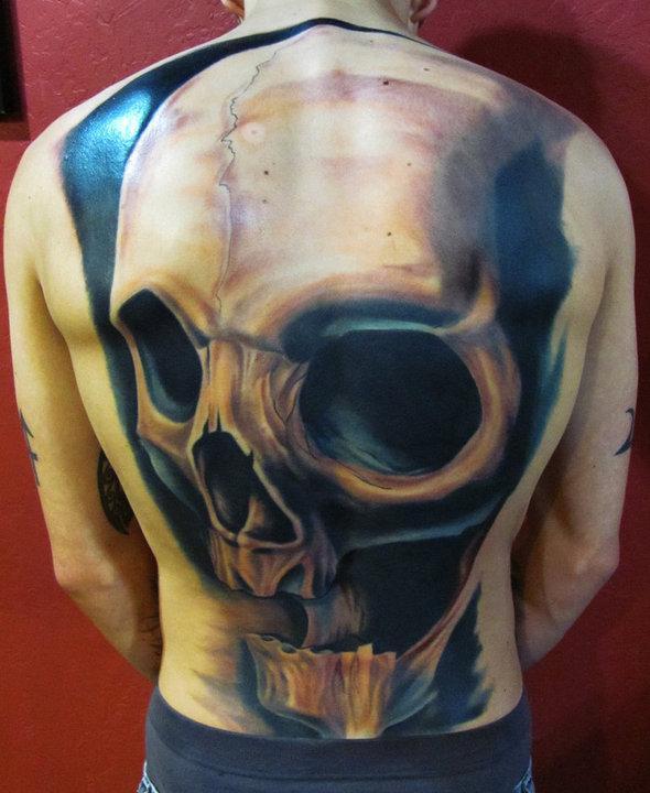 Skull Tattoo Designs for Men22