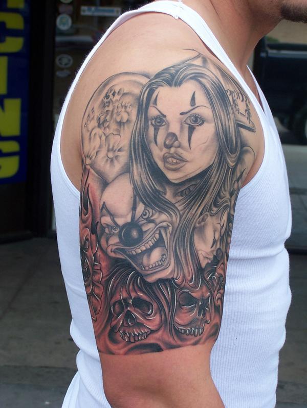 Skull Tattoo Designs for Men27