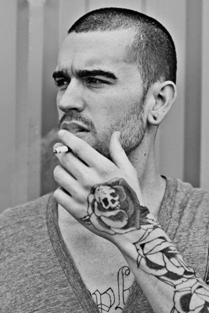 Skull Tattoo Designs for Men31