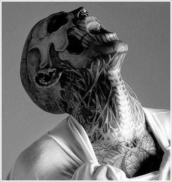 Skull Tattoo Designs for Men37