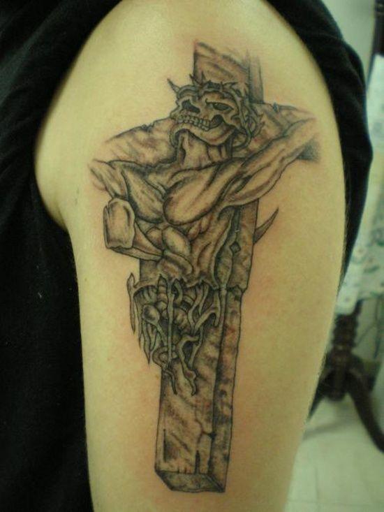 Skull Tattoo Designs for Men38