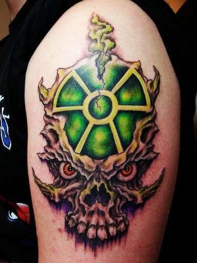 Skull Tattoo Designs for Men44
