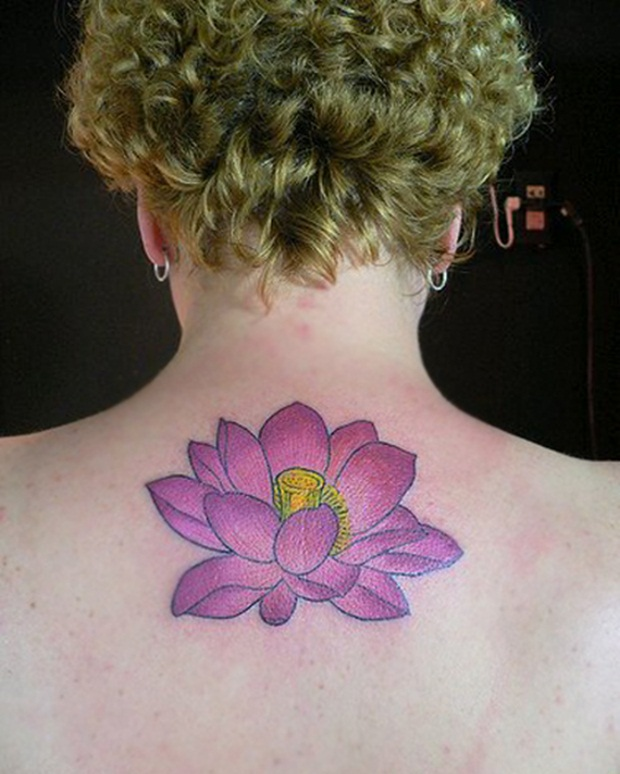 Flower Tattoo Designs for Women9