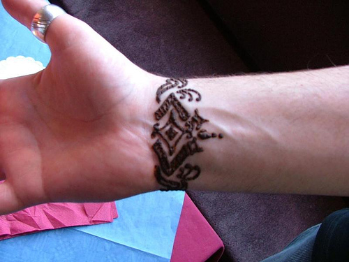 Wrist Cuff Tattoo Designs: 30 Best Wrist Tattoos For Men
