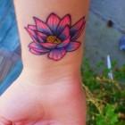 Lotus Flower Tattoos33