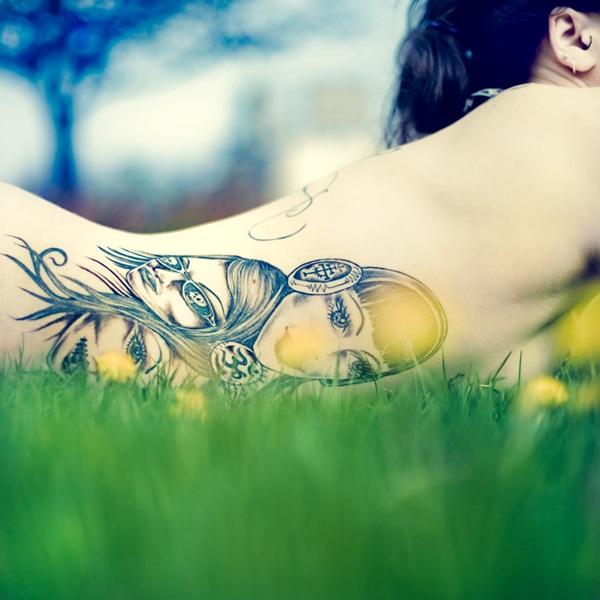 Color Tattoo Design18