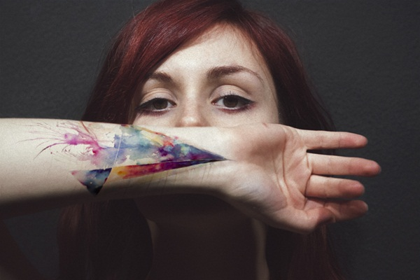 Color Tattoo Design19