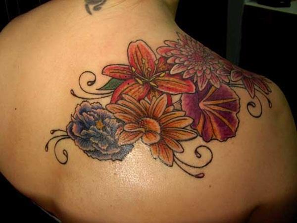 Color Tattoo Design21