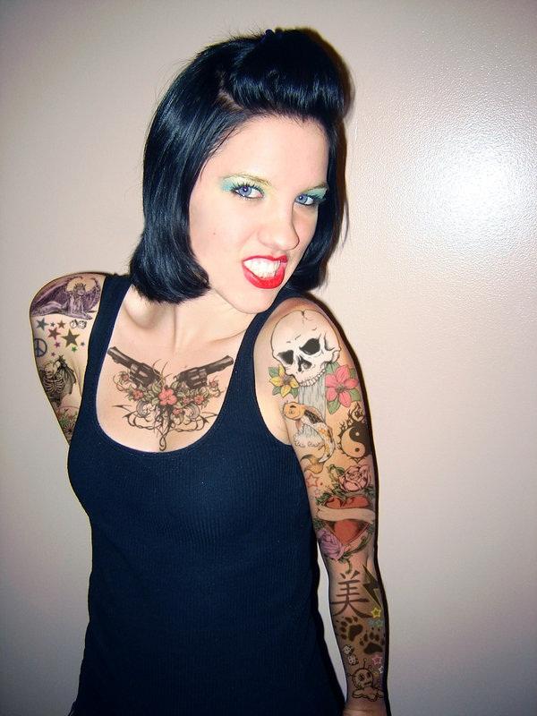 Color Tattoo Design25