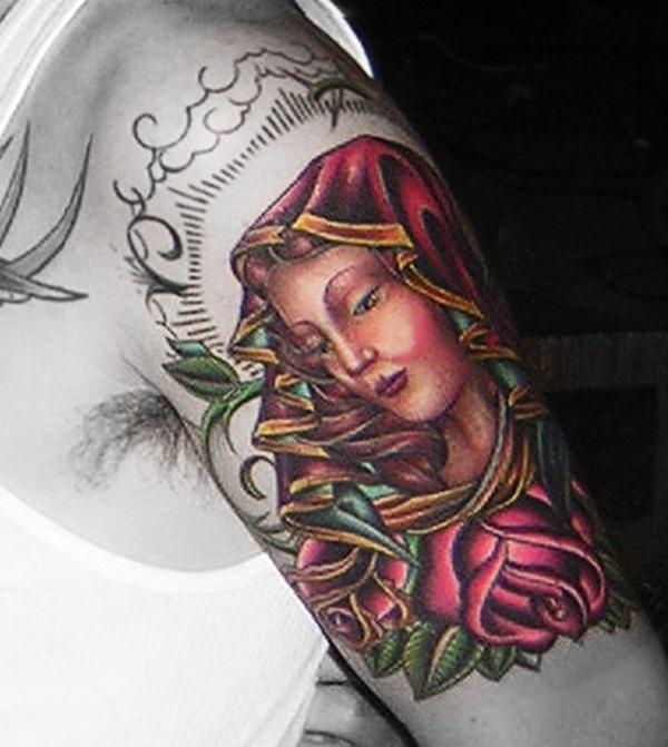 Color Tattoo Design4