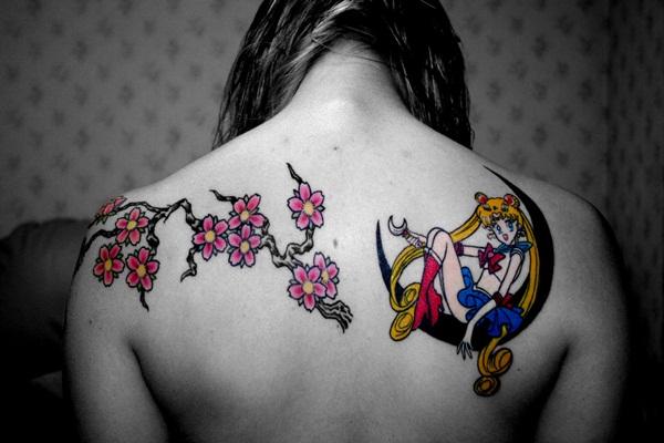 Color Tattoo Design7