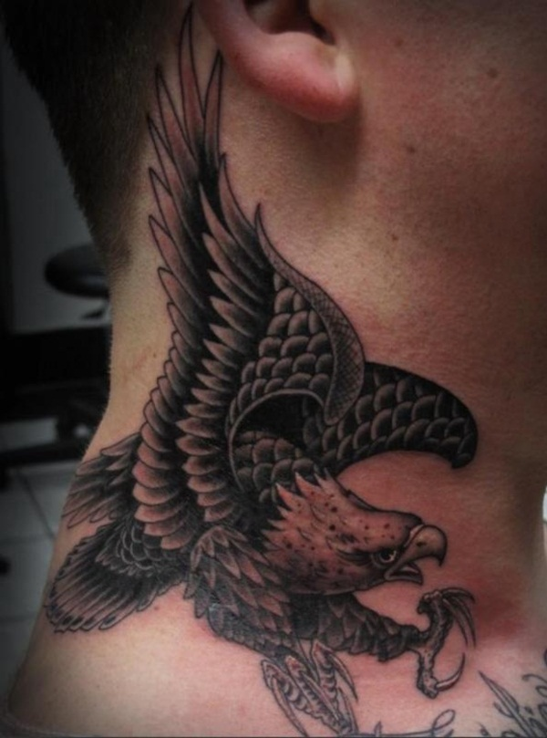 30 Amazing Eagle Tattoo Designs