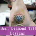 Best Diamond Tattoo Designs