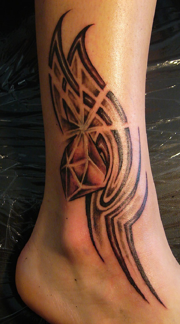 Best Diamond Tattoo Designs30